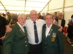 NAFD13 - Dave Harris and two mates from Leics HSF Coy